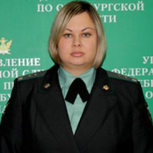 Сурина Ирина Викторовна