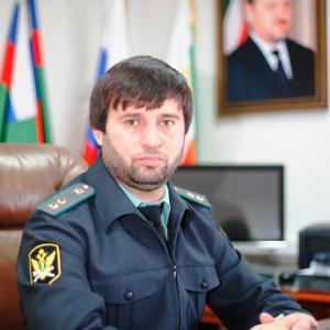 Алаудинов Абдул Аронович